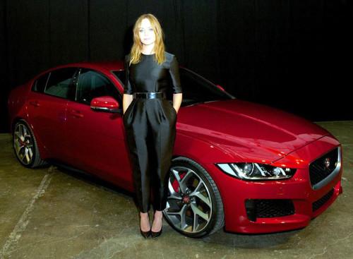 Стелла Маккартни и Jaguar
