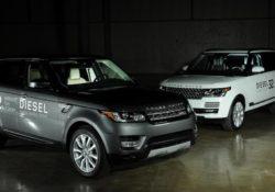Range Rover HSE td6 и Range Rover Sport HSE td6