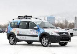 2015 Lada Largus Cross