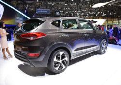 2016 Hyundai Tucson (Женевский автосалон)