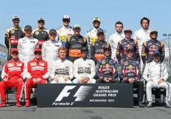 """""""Формула-1"""", сезон 2015"""