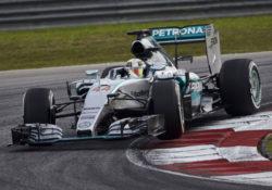 Формула-1. Гран-при Малайзии 2015. Льюис Хэмилтон