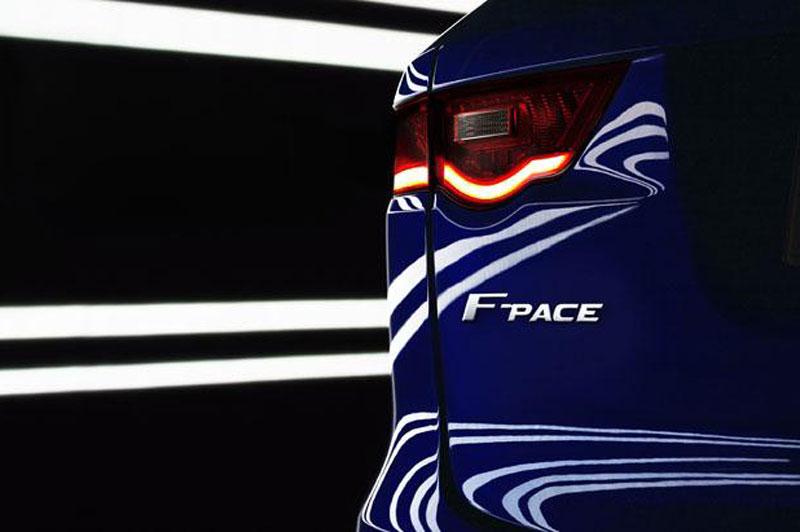 Jaguar F-Pace (предварительное изображение)