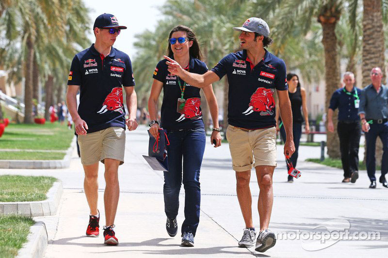 Гран-при Бахрейна, Red Bull готовится к гонке