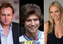 Кандидаты на роль новых ведущих в Top Gear - Филип Гленистер, Гай Мартин, Джоди Кидд