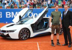 Энди Мюррей - победитель BMW Open 2015