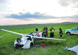 Aeromobil 3.0 разбился во время испытаний в Словакии