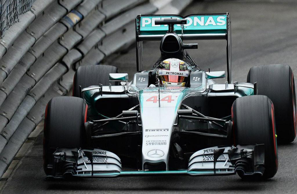 Формула-1, Гран-при Монако 2015, Льюис Хэмилтон