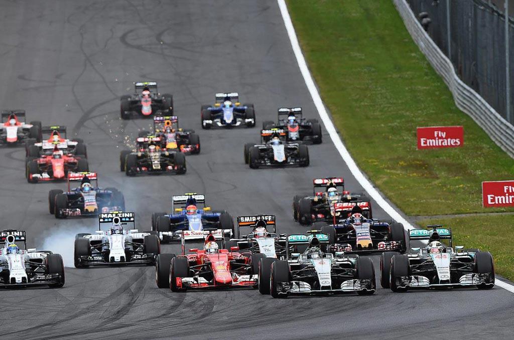 Гран-при Австрии. Red Bull Ring, Шпильберг, 2015