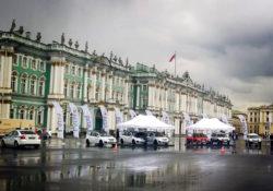 Презентация новых моделей АВТОВАЗа в Санкт-Петербурге