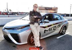 Арнольд Шварценеггер, Toyota Mirai