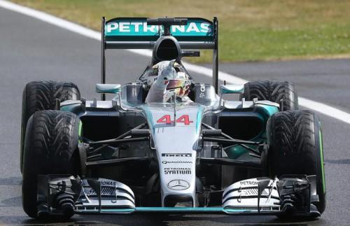 Льюис Хэмилтон, Mercedes F1 AMG Petronas 2015