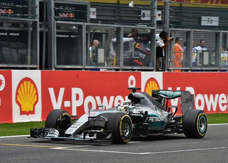 Формула-1, Гран-при Бельгии 2015, Льюис Хэмилтон
