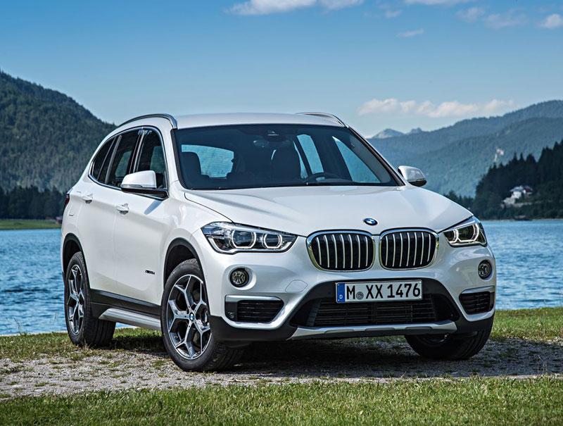 2016 BMW X1