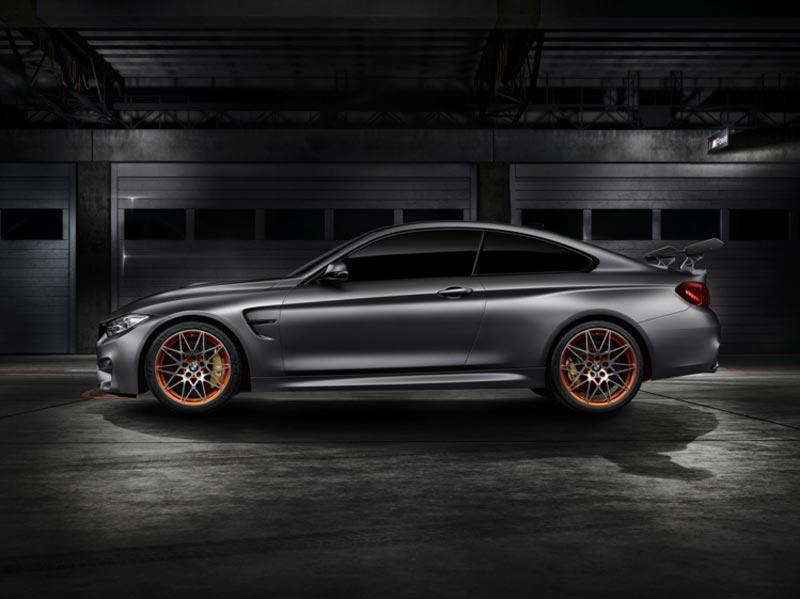 BMW M4 Concept GTS