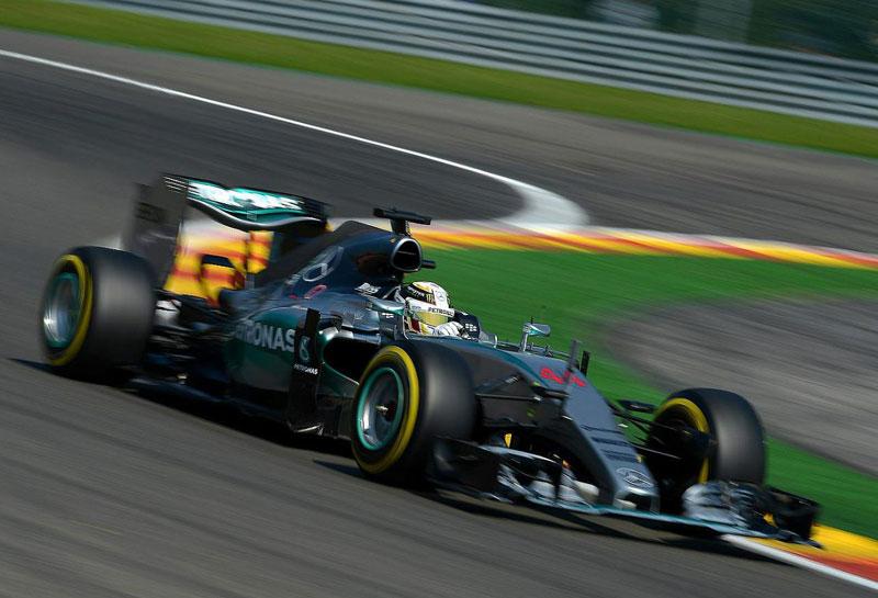 Льюис Хэмилтон, Mercedes F1 Petronas