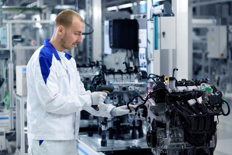 Завод по выпуску двигателей Volkswagen, Калуга