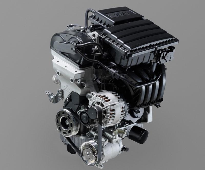 Двигатель Volkswagen 1,6 MPI 110 (серия E211)