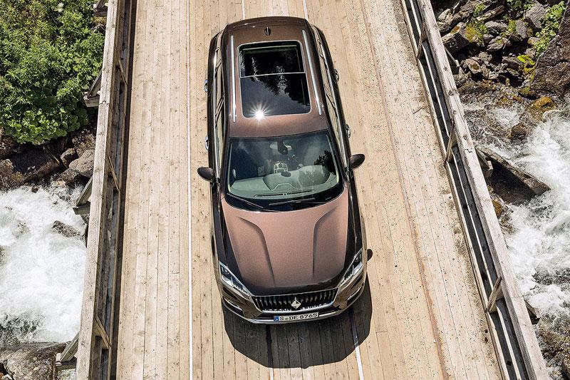 2016 Borgward BX7