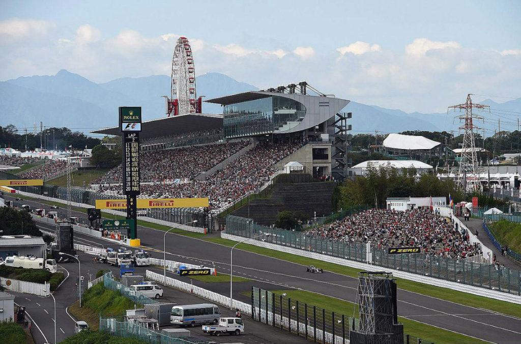Формула-1, Гран-при Японии, Сузука