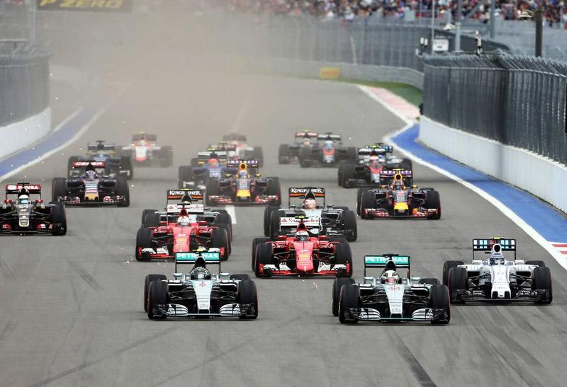 Формула-1, Гран-при России 2015