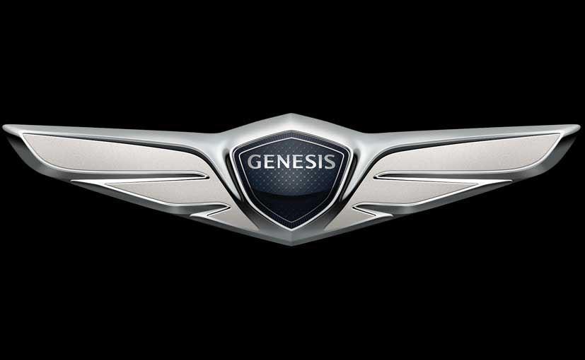 Премиум-марка Genesis, логотип