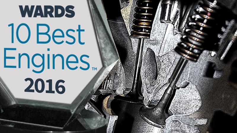 Ward's 10 Best Engines
