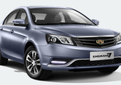 2015 Geely Emgrand EC7