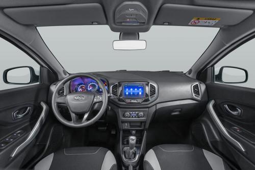 2016 Lada Xray