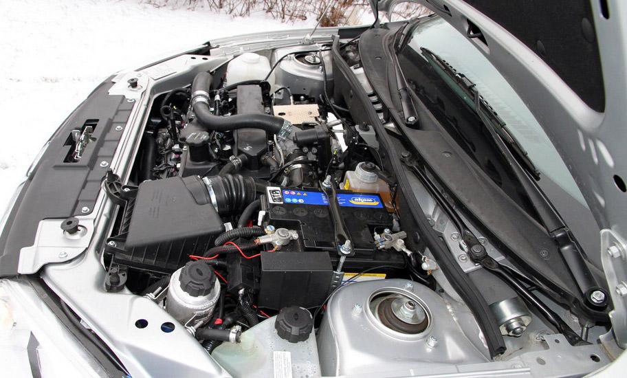 Lada Granta с гибридной установкой