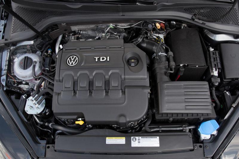 Дизельный двигатель EA189 от Volkswagen