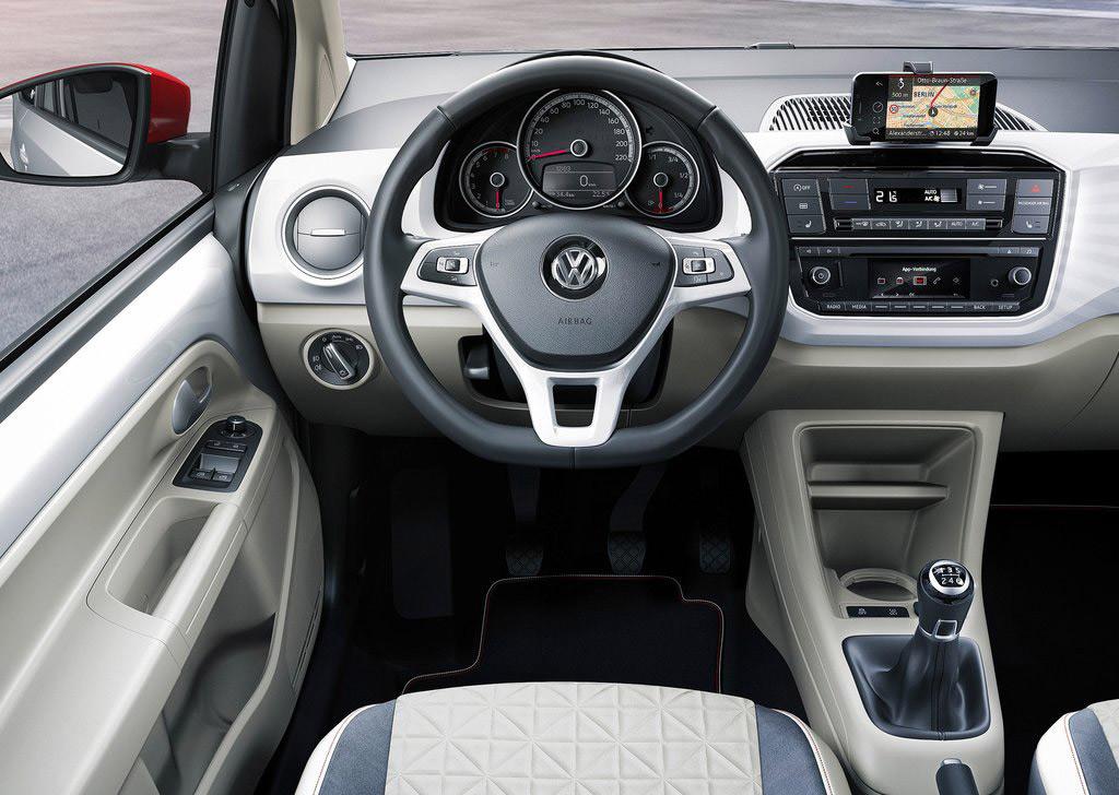 2017 Volkswagen up!