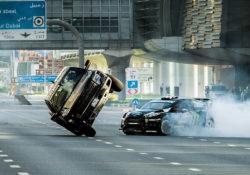 "Gymkhana 8 (""Джимхана"") Кена Блока в Дубае"