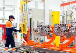 Двигателестроительный завод Ford Sollers в Елабуге