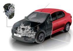 Новый 1,6-литровый мотор для Renault Logan