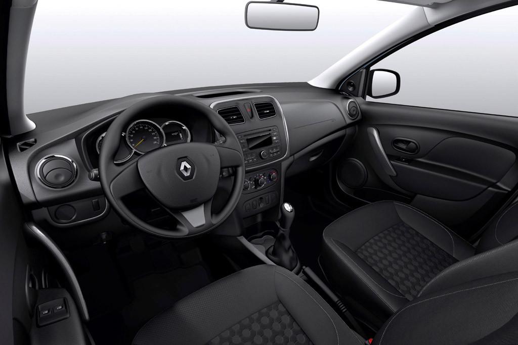 2016 Renault Logan Active