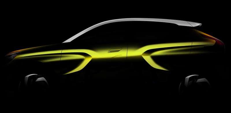 Lada XCODE Concept (предварительное изображение)