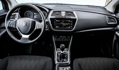 2017 Suzuki SX4