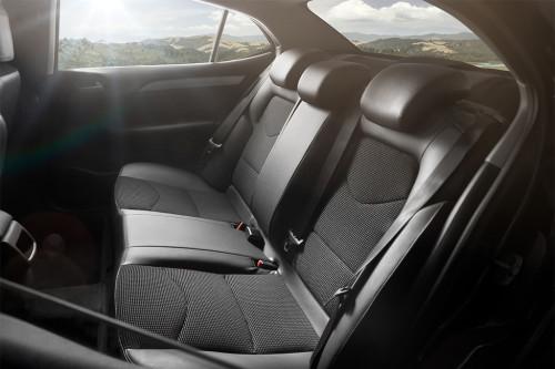 2017 Citroen C4 Sedan