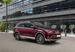 2016 Toyota RAV4 Exclusive