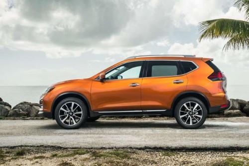 2017 Nissan Rogue (X-Trail)