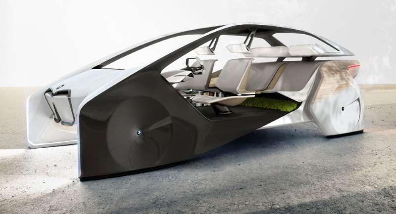 BMW i Inside Future
