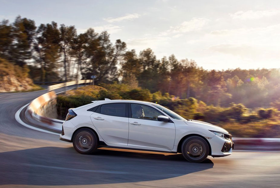 Всемействе Хонда Civic новейшей генерации небудет модели вкузове «универсал»
