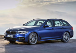 2018 BMW 5-Series Touring