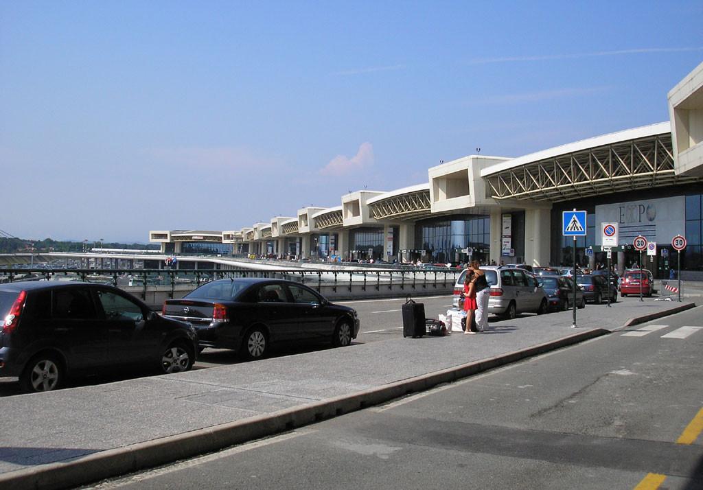 Аэропорт Мальпенса (MXP), Милан