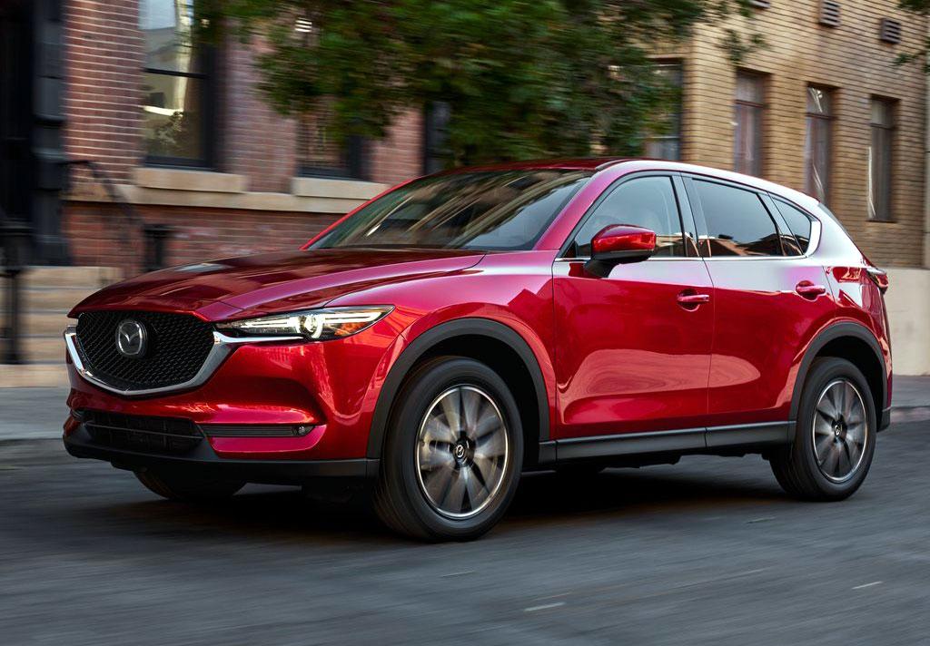 Стали известны цены нановый Mazda CX-5 для России