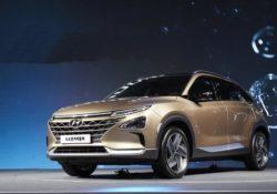 Прототип Hyundai на топливных элементах