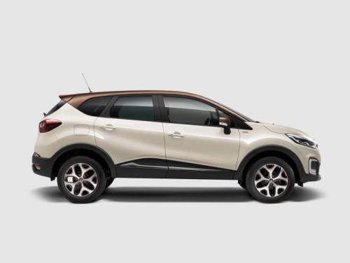Renault Kaptur Extreme