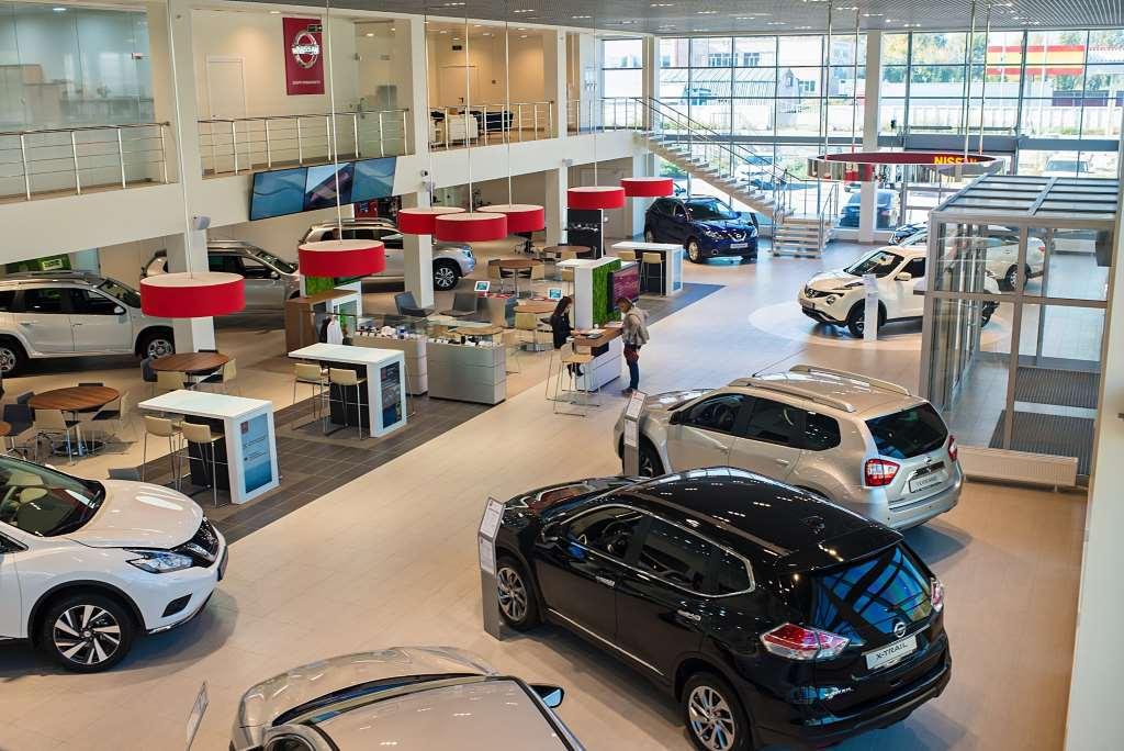 Обновленный дилерский центр Nissan в Новосибирске - Сибирские моторы