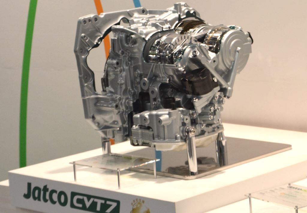 Вариатор CVT7 от Jatco (Nissan)